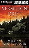 Vermilion Drift (Cork OConnor Series) Library edition by Krueger, William Kent published by Brilliance Audio on MP3-CD Lib Ed Audio CD