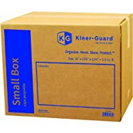 Broadway Industries RBOXS Kleer-Guard Small Cardboard Moving Box