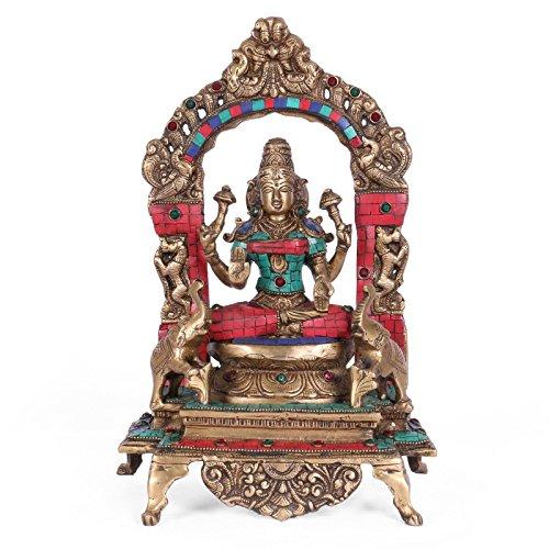 3302-cm-tamano-grande-de-la-estatua-de-la-diosa-hindu-laxmi-lakshmi-figura-laton-idol-santuario-dise