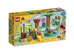(历史最低)乐高LEGO 10513 Never Land Hideout 梦幻岛 $17.49