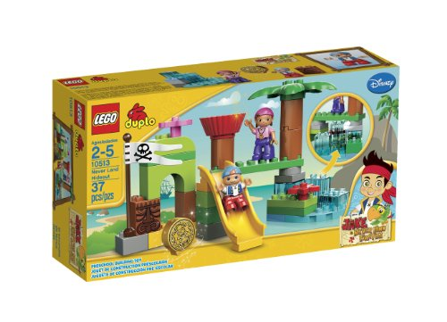 LEGO 10513 Never Land Hideout Amazon.com