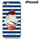 CollaBorn iPhone5専用スマートフォンケース B Cup Cake 【iPhone5対応】 OS-I5-007