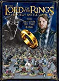 Return of the King: A Journey Supplement for the Lord of the Rings Strategy Battle Game (1841548308) by Priestley, Rick