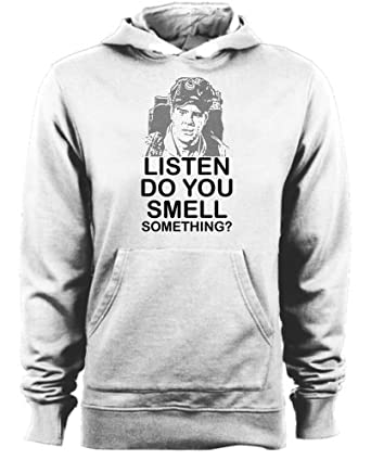 Ghostbusters - Ray Stantz - Listen do you smell Something Movie Hoodie