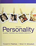 img - for Personality: Classic Theories and Modern Research with MyPsychKit (5th Edition) by Howard S. Friedman (2011-01-01) book / textbook / text book