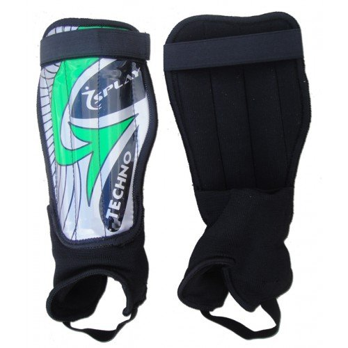 Splay Flexi Football Shin Pads - Medium