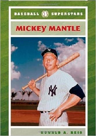 Mickey Mantle (Baseball Superstars (Paperback))