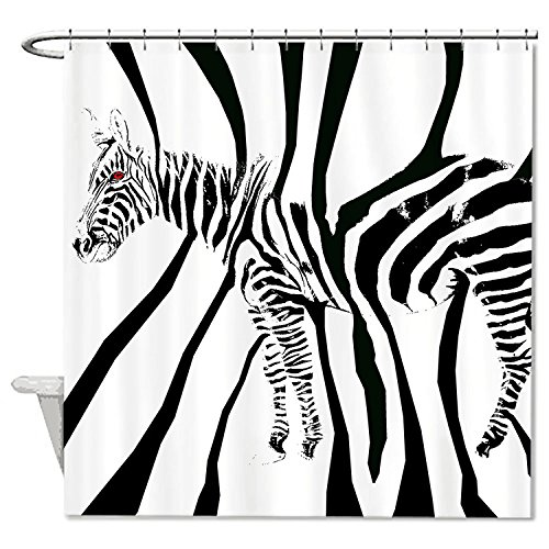 whiangfsoo-zebra-stencils-stripe-soft-polyester-shower-curtain-for-bath-72x72