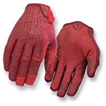 Giro DND Mountain Gloves, Mono Red, Small