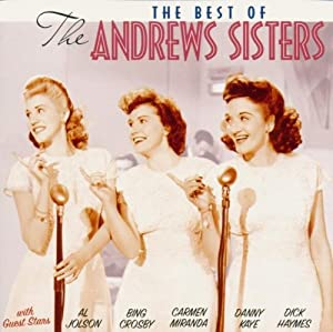 Best of Andrew Sisters [Original recording remastered,Import]