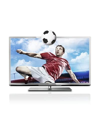 Philips 40PFL5507M - Televisor LED 40 pulgadas, full HD, Wifi, Smart TV, color plata