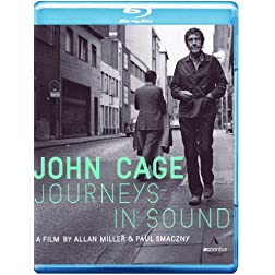 John Cage - Journeys in Sound [Blu-ray]