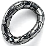 Leonardo Jewels Unisex-Ring Temptation Darlin's Edelstahl 013263