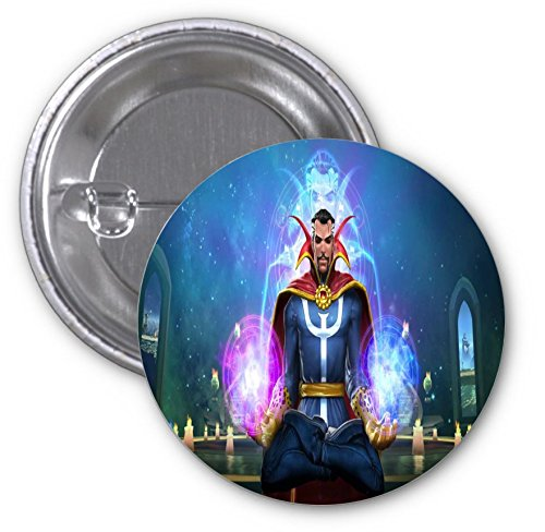 Dr Strange 3 Inch Button