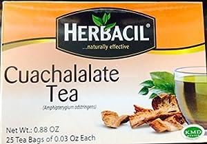 Amazon.com : Te Cuachalalate Herbacil : Grocery Tea Sampler : Grocery