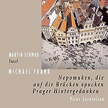 Nepomuken, die auf die Brücken spucken: Prager Hintergedanken (       ungekürzt) von Michael Frank Gesprochen von: Martin Schwab