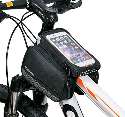 intsun-borsa-custodia-touch-screen-bicicletta-ciclismo-anteriore-per-bicicletta-telaio-in-tubo-super