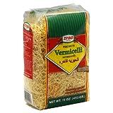Ziyad Vermicelli Pasta, 16 Ounce