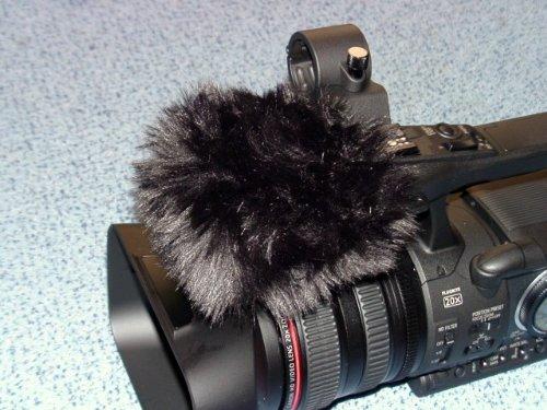 gutmann-microfono-protezione-antivento-pelo-per-panasonic-hc-x1000-hc-x1000e