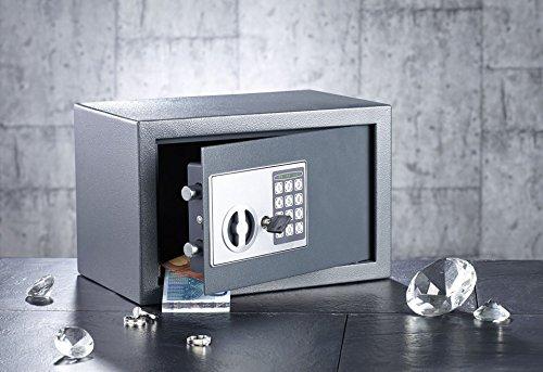 coffre fort en acier avec code num rique coffre. Black Bedroom Furniture Sets. Home Design Ideas