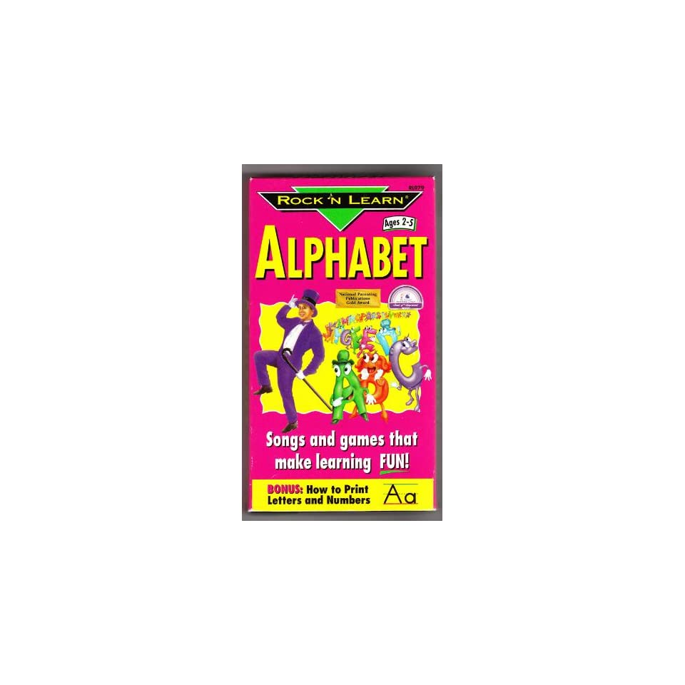 Learn the Alphabet and Build Vocabulary - YouTube