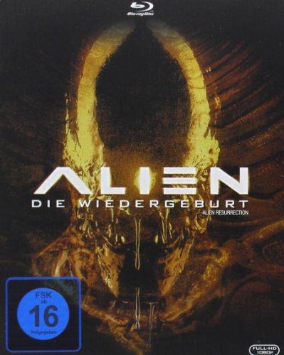 Alien - Die Wiedergeburt - Exklusiv Steelbook (Kinofassung & Special Edition) [Limited Edition] [Blu-ray]
