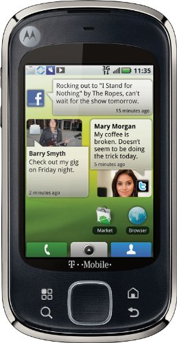 Motorola CLIQ XT Android Phone (T-Mobile)