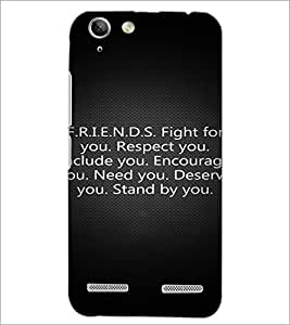 PrintDhaba Quote D-2877 Back Case Cover for LENOVO VIBE K5 PLUS (Multi-Coloured)