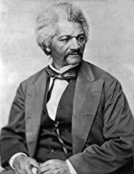 Frederick Douglass - Head-and-Shoulders Portrait, ca. 1855 - 16x20-inch - Fine-Art-Quality Photographic Print of an Image from the Library of Congress Collection