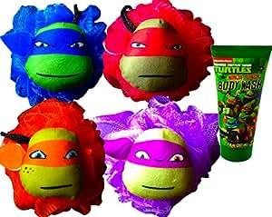 Teenage Mutant Ninja Turtles Bath Accessories