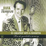 Hank Thompson How Do You Hold a Memory