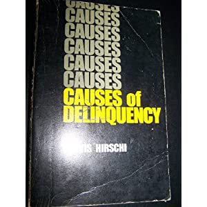 Amazon.com: Causes of Delinquency (9780520019010): Travis Hirschi ...