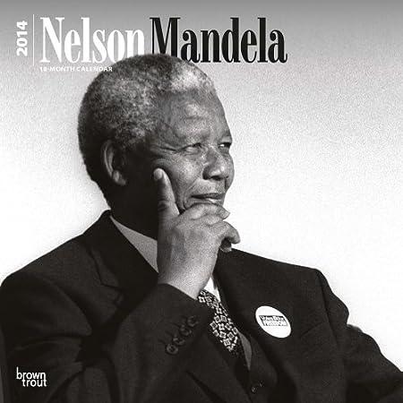 Nelson Mandela 18-Month Calendar