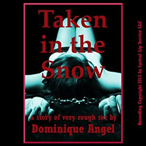 Taken in the Snow: The Sex Gets Rougher, Book 3 | [Dominique Angel]