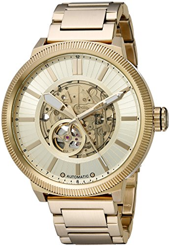 Armani-Exchange-Mens-ATLC-Automatic-Stainless-Steel-Casual-Watch-ColorGold-Toned-Model-AX1417