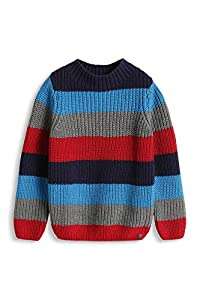 ESPRIT Im Color Block Look - Jersey para niños