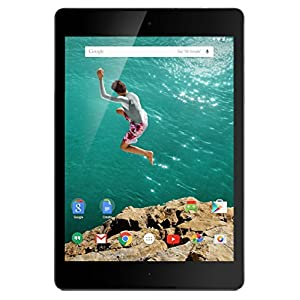 Google Nexus 9 Tablet (8.9-Inch, 16 GB, Sombre)