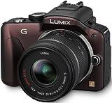 Panasonic Lumix DMC-G3KEG-T mit Objektiv 14-42mm