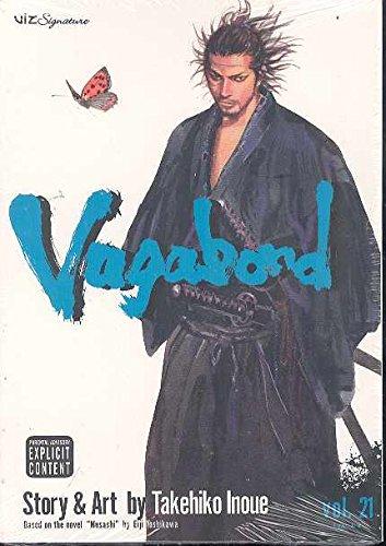 Vagabond, Volume 21