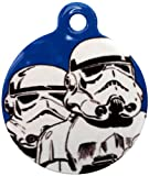 Platinum Pets Star Wars 1.25-Inch Smartphone Pet ID Tag with GPS,Stormtrooper Design