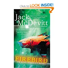 Firebird (An Alex Benedict Novel) by Jack McDevitt