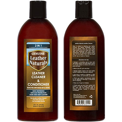 leather naturals cleaner with conditioner the ultimate leather cleaner with lanolin protection. Black Bedroom Furniture Sets. Home Design Ideas