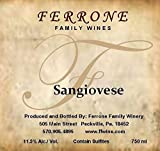 NV Ferrone Family Winery Sangiovese 750 mL