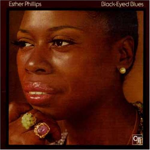 Esther Phillips - Black-Eyed Blues - Zortam Music