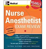 img - for [(Nurse Anesthetist Exam Review: Pearls of Wisdom)] [Author: Kerri M. Robertson] published on (October, 2005) book / textbook / text book