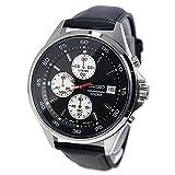 [セイコー]SEIKO メンズ 腕時計 クロノグラフ アナログ ステンレス SKS485P1 [並行輸入品]