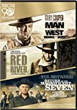 Man of the West/Return of the Magnificent Seven/Red River (MGM 90th Anniversary Edition) (Bilingual)