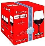 Spiegelau Vino Grande Bordeaux Glass Value Pack