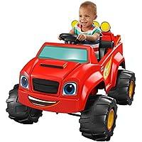 Fisher-Price Power Wheels Nickelodeon Blaze Monster Truck