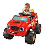 Power Wheels Nickelodeon Blaze Monster Truck